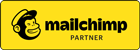 Badge partner MailChimp