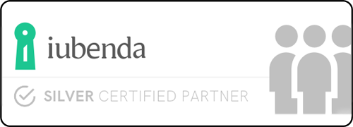 Badge partner Iubenda