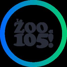Logo di zoo 105