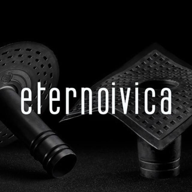 Smart copertina portfolio progetto eterno ivica con prodotti eterno e logo